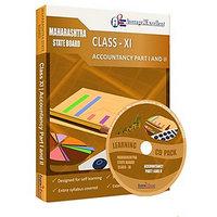 Maharashtra Board Class 11 Accountancy Study Pack