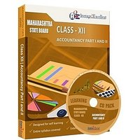 Maharashtra Board Class 12 Accountancy Study Pack
