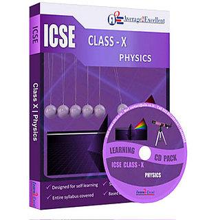 ICSE Class 10 Physics Study Pack