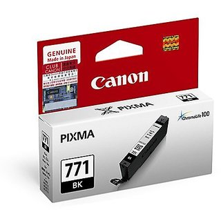 Canon CLI-771 Series Ink (Black)