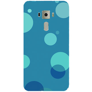 GripIt Circle Pattern Printed Case for Asus Zenfone 3