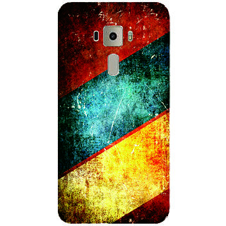 GripIt Grunge Printed Case for Asus Zenfone 3