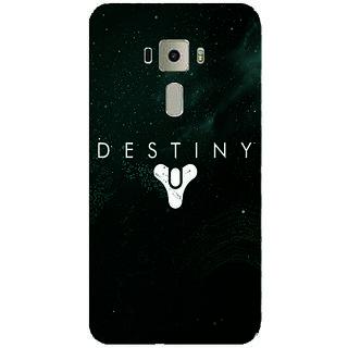 GripIt Destiny Printed Case for Asus Zenfone 3 Laser