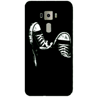 GripIt Sneakers Printed Case for Asus Zenfone 3