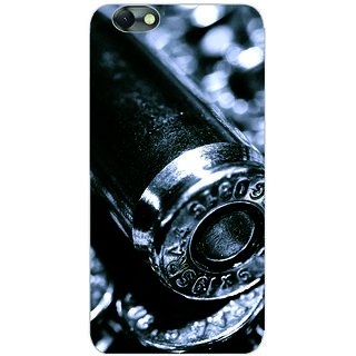 GripIt Bullet Shell Printed Case for Lenovo Vibe C