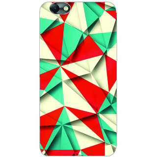 GripIt Crushed Paper Pattern Printed Case for Lenovo Vibe C