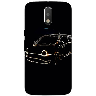 GripIt LED Car Case for Motorola Moto G4 Plus