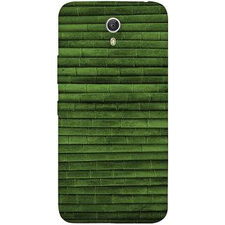 GripIt Bamboo Wall Back Cover for Lenovo Zuk Z1