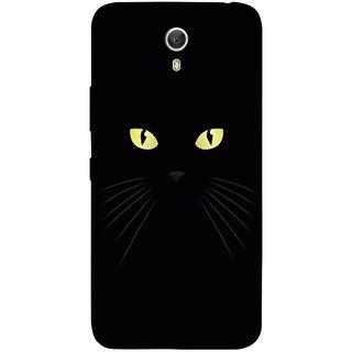 GripIt Black Cat Eyes Case for Lenovo Zuk Z1