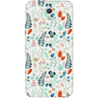 GripIt Spring Pattern Case for Lenovo Zuk Z1