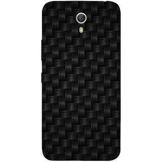 GripIt Thick Black Weaved Case for Lenovo Zuk Z1