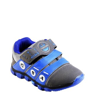 Small Toes Blue Comfortable Latest Stylish Casual Shoes For Boys