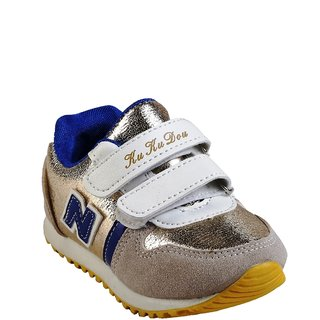 Small Toes Multicolor Comfortable Latest Stylish Synthetic Casual Shoes For Kids