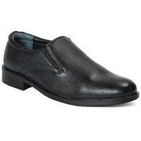 Red Chief Men's Black Slip On Formal Shoes - 101531074