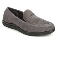 Liberty Gliders Men's Gray Slip On Sneakers Shoes