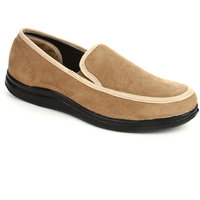Liberty Gliders Men's Beige Slip On Sneakers Shoes