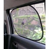 Chipkoo - Black (Sunshade 4 pieces) Front Roller