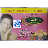 New Advanced Natural PLUS Fruits Facial Kit With Free Gold Bleach@PC