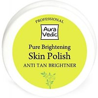 Professional Pure ECO Brightening Skin Polish With Amla Tamarind Scrub@SS