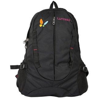 Lutyens Black School Bags (Lutyens_150)