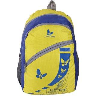 Lutyens Yellow Blue School Bags (Lutyens_110)