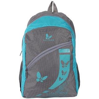 Lutyens Grey Blue School Bags (Lutyens_120)