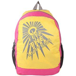 Lutyens Yellow Pink School Bags (Lutyens_114)