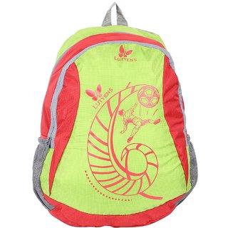 Lutyens Red Green School Bags (Lutyens_103)