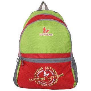 Lutyens Green Red School Bags (Lutyens_119)