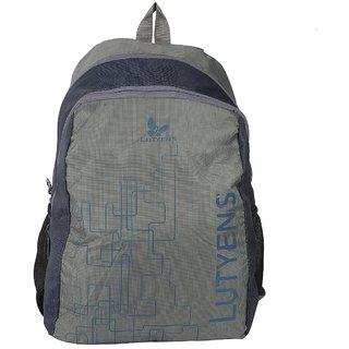 Lutyens Grey Green School Bags (Lutyens_153)