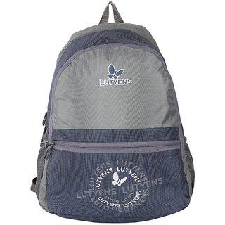 Lutyens Grey Blue School Bags (Lutyens_124)