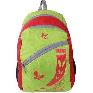 Lutyens Green Red School Bags (Lutyens_116)