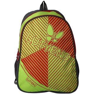 Lutyens Green Orange School Bags (Lutyens_129)