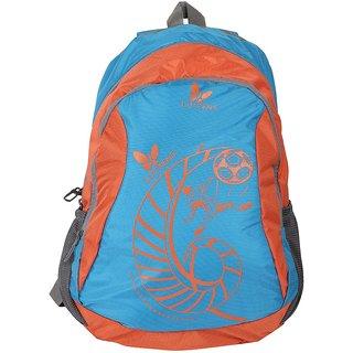 Lutyens Blue Orange School Bags (Lutyens_126)
