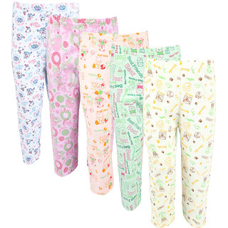 WEECARE LEGGING ALLOVER PRINT(PACK OF 5)