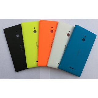 Premium Battery Housing Back Panel Cover Case for NOKIA LUMIA XL Orange