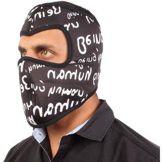 sushito Bikkinng Black Anti Pollution Face Mask JSMFHFM0675N