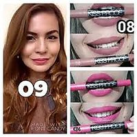 MENOW KISS PROOF CRAYON LIPSTICK SHADE 09 WATER PROOF