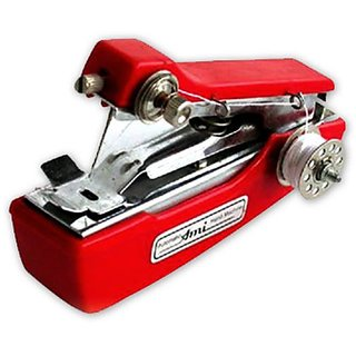 Mini Portable Stapler Style Hand Silai Sewing Machine available at ShopClues for Rs.199