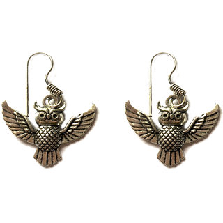 Bgyle Flying Owl Earrings