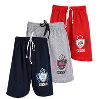 WEECARE LOGO SHORTS (PACK OF 3)