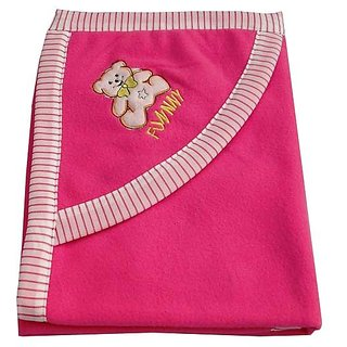 iLiv Good Day Teddy Polar Fleece (Assorted Colour)