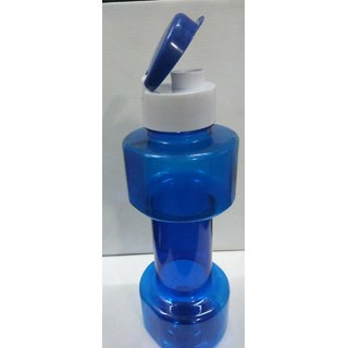 Dumble water bottle 1 ps assorted color