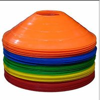 CW Saucer Marker Cone in Set of 20 Pieces