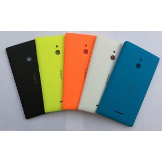 Premium Battery Housing Back Panel Cover Case for NOKIA LUMIA XL Orange