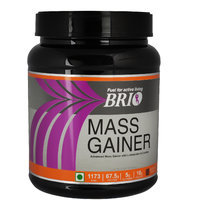 Brio Mass Gainer Chocolate 500gm