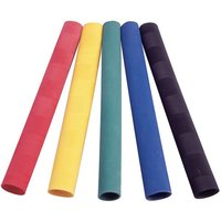 CW Coloured Bat Grips in Pack of Six Grips
