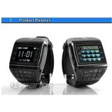 Panther - Dual SIM Touchscreen Mobile Phone Watch /watch mobile Free 2GB TF Card with Keypad (Quadband GSM) Free shipping