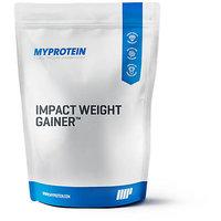 Myprotein Impact Weight Gainer, Strawberry Cream 5.5 Lb