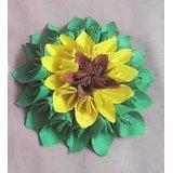 Handmade Marigold Flower (Set Of 5)